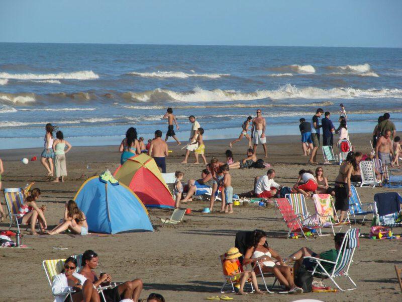 Costa del Este, la playa en verano
